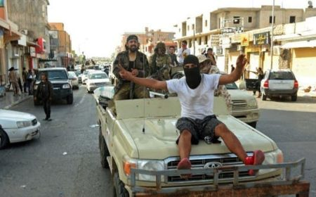 لیبیا میں امریکی سفیر کی طرابلس سے غیرملکی جنگجووں کے انخلا پر ترک حکام سے بات چیت