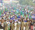 جماعت اسلامی کے جلسے، جلسوں، ریلیاں اور دھرنے