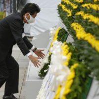 Japan 75th Anniversary of Hiroshima Bombing