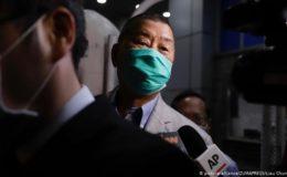 ہانگ کانگ: میڈیا ٹائیکون جمی لائی کو رہا کر دیا گیا
