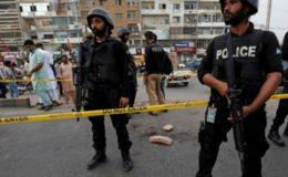کراچی: گلشن حدید میں کریکر حملہ، خاتون سمیت 7 افراد زخمی