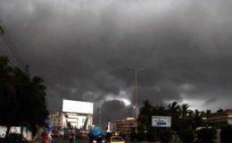 کراچی میں آج بارش کے بعد مون سون سسٹم کمزور پڑ جائے گا: محکمہ موسمیات
