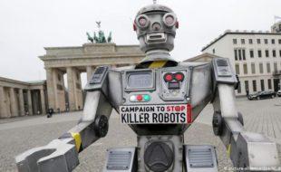کلر روبوٹس پر پابندی لگائی جائے، ہیومن رائٹس واچ