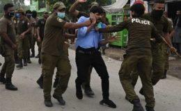 مریم نواز نیب پیشی کیس؛ (ن) لیگ کے 58 کارکن جوڈیشل ریمانڈ پر جیل منتقل
