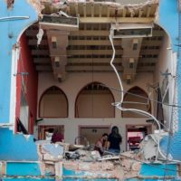 Libanon - Beirut-Explosion