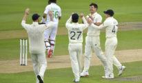انگلینڈ نے پاکستان کو پہلے ٹیسٹ میں باآسانی شکست دے دی