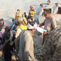Pak Army - Relief Activities