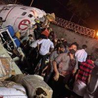 Plane Crash in India