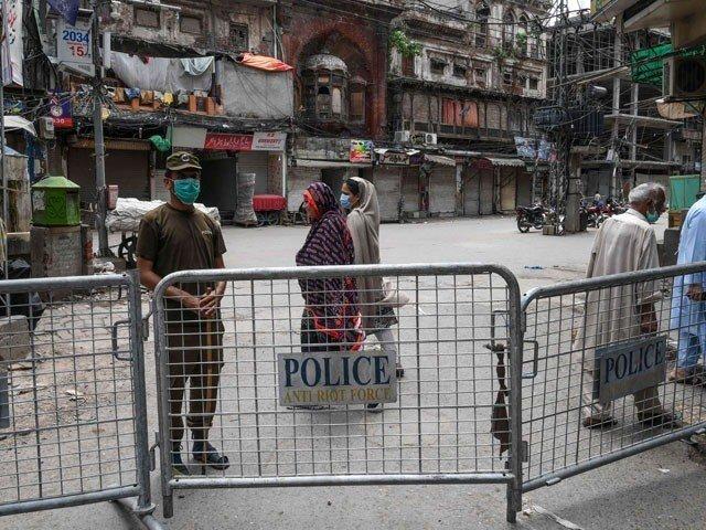 پنجاب نے عیدالاضحٰی پر نافذ کیا گیا لاک ڈاؤن ختم کر دیا