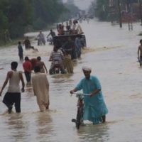 Rains Floods Water