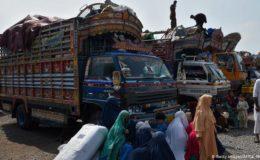 افغان امن عمل میں پیشرفت اور مہاجرین کی واپسی