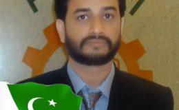 عالمی برادری کشمیر میں جاری مظالم کا نوٹس لے، سعید راجپوت