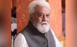 سینیئر صحافی اطہر علی ہاشمی انتقال کر گئے