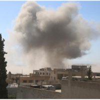 Syria Attacks