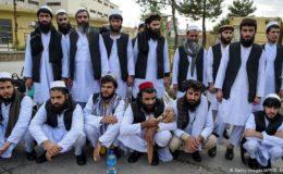 قیدیوں کی رہائی کے بعد طالبان بین الافغان مذاکرات پر تیار