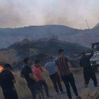 Turkish Aerial Bombardment