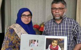دم توڑتی بچی کے والدین کے ساتھ ناروا سلوک کیخلاف برٹش پاکستانی ڈاکٹرز کا احتجاج