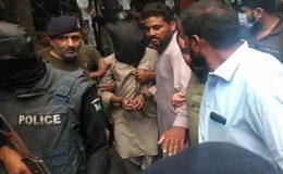 موٹروے زیادتی کیس: ملزم شفقت 6 روزہ جسمانی ریمانڈ پر پولیس کے حوالے