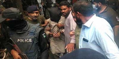 Accused Shafqat