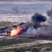 Armenia and Azerbaijan Clash