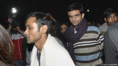 Delhi Riots Students Arrests