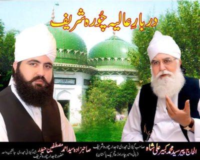 Hazrat Pir Syed Muhammad Kabir Ali Shah Gilani