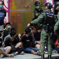 Hong Kong - Protesters