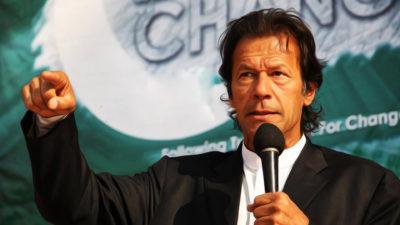 Imran khan - Change
