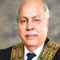 Justice Gulzar Ahmed