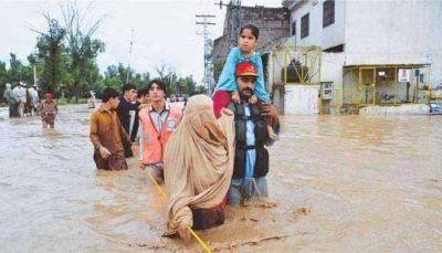 Khyber Pakhtunkhwa Rains