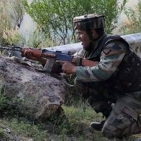 LOC Indian Army Firing