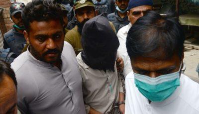 Lahore Motorway Rape Case