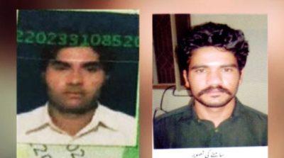 Lahore Motorway Rape Case - Suspects