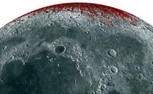 چاند پر زنگ دریافت