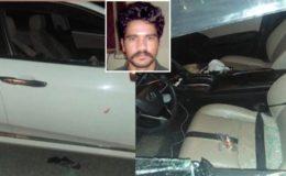 موٹر وے زیادتی کیس: مرکزی ملزم عابد کا بہنوئی بھی گرفتار