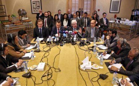 یمن کی آئینی حکومت اور حوثی باغیوں کے درمیان قیدیوں کے تبادلے کا معاہدہ طے پا گیا