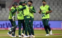 پاکستان نے تیسرا ٹی ٹوئنٹی جیت کر سیریز برابر کر دی