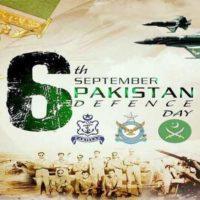 Pakistan Defense Day 6 September