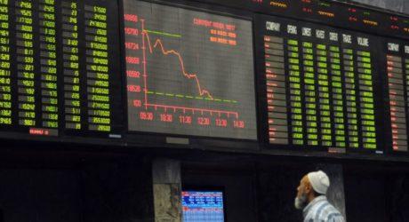 اسٹاک ایکسچینج؛ ایک ہفتے میں سرمایہ کاروں کے 126 ارب روپے سے زائد ڈوب گئے