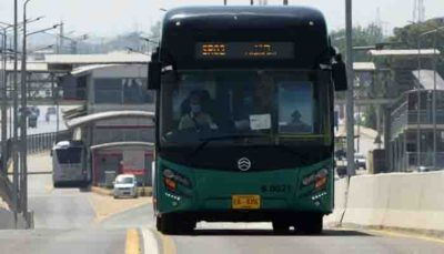 Peshawar BRT Bus