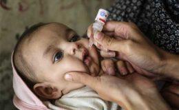 ملتان میں وائرس کی موجودگی کے انکشاف پر انسداد پولیو مہم کا آغاز