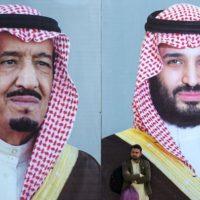 Salman bin Abdulaziz - Mohammed bin Salman