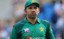 سرفراز احمد نے انگلینڈ سے آخری ٹی ٹوئنٹی کھیلنے سے انکار نہیں کیا تھا، مصباح الحق