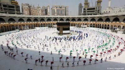 Saudi-Arabien Mekka