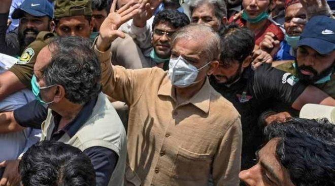 منی لانڈرنگ کیس، اپوزیشن لیڈر شہباز شریف گرفتار