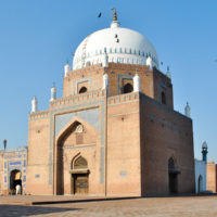 Shrine of Hazrat Bahauddin Zakariya