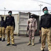 Sindh Corona Lockdown