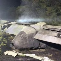 Ukraine Plane Crashed
