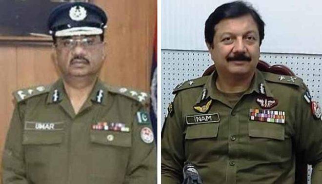 آئی جی پنجاب نے 7 روز بعد بھی سی سی پی او لاہور کے اہم خط کا جواب نہیں دیا