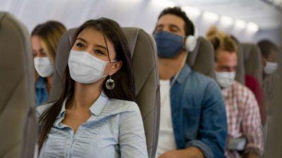 Air travel Crona